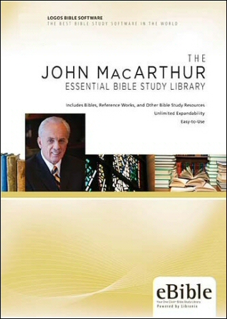 ~ Promotional Flier ~ The MacArthur Study Bible The ...