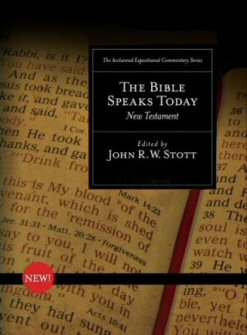 The Bible Speaks Today: New Testament (22 vols.)