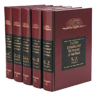 The New Interpreter's Dictionary of the Bible, Volumes 1–5